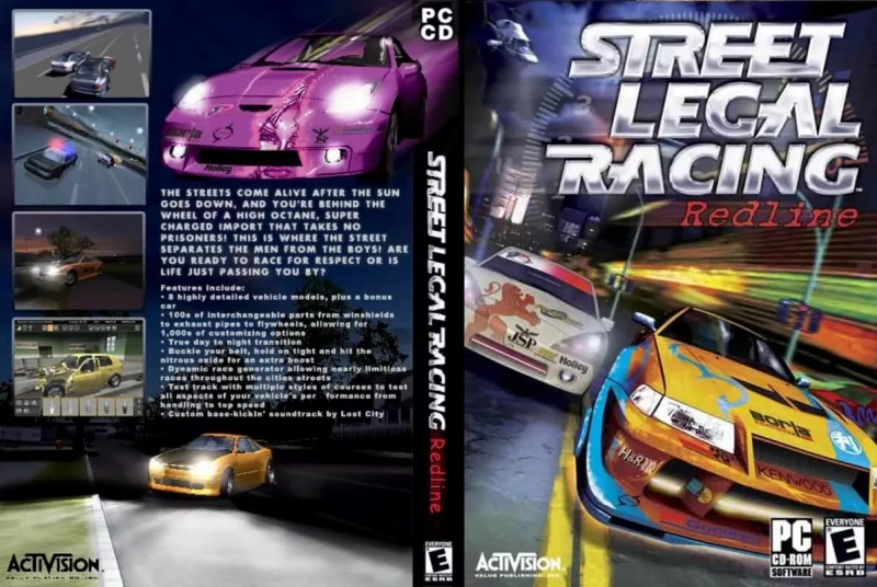 ost street legal racing - race trance