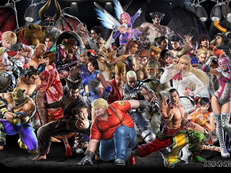 (OST Tekken Tag Tournament 2 ) - What You Will See