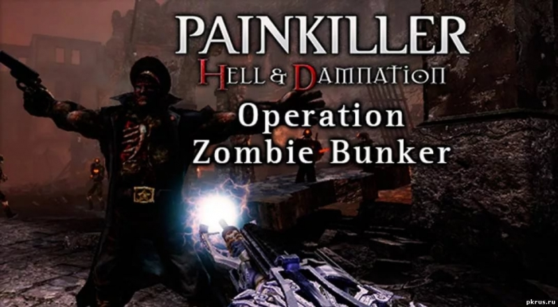 Painkiller Hell & Damnation OST - Zombie Bunker