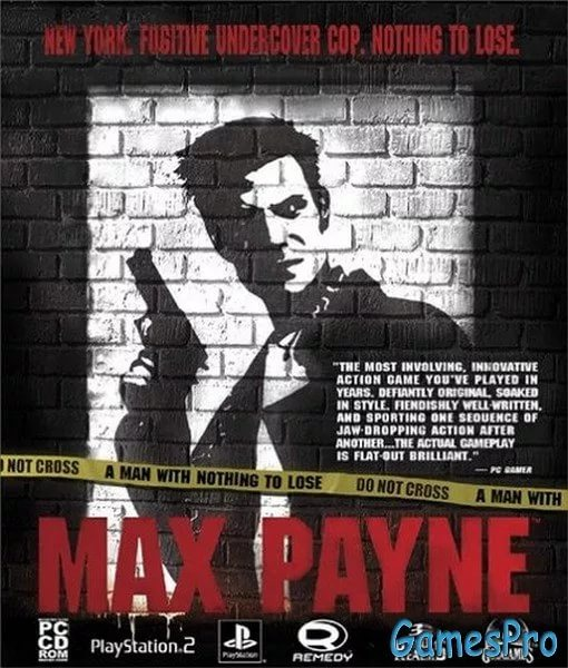 Peter Hajba - Byzantine Power Game OST Max Payne