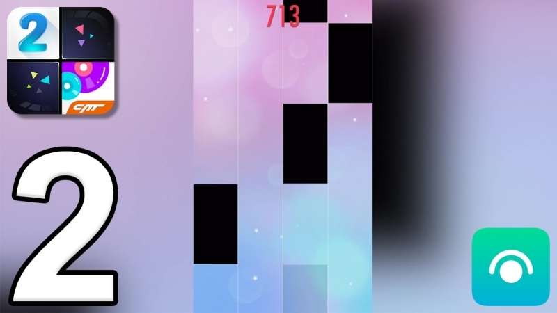 Piano tiles 2 - Forest Polka