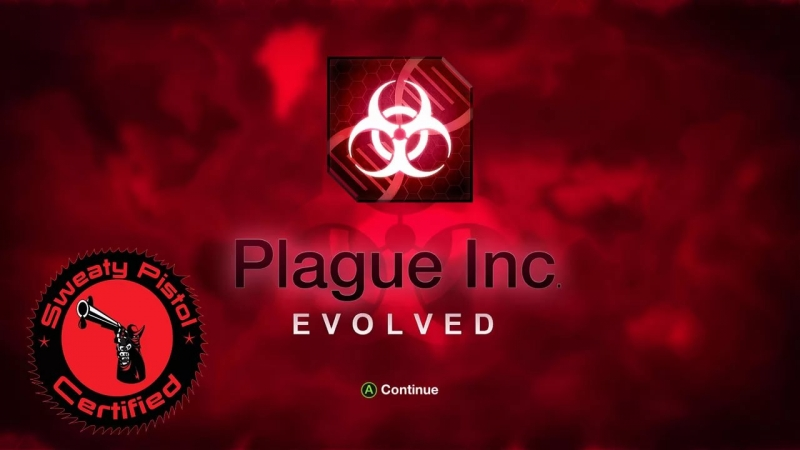 Plague inc Evovled - Slenderman plague
