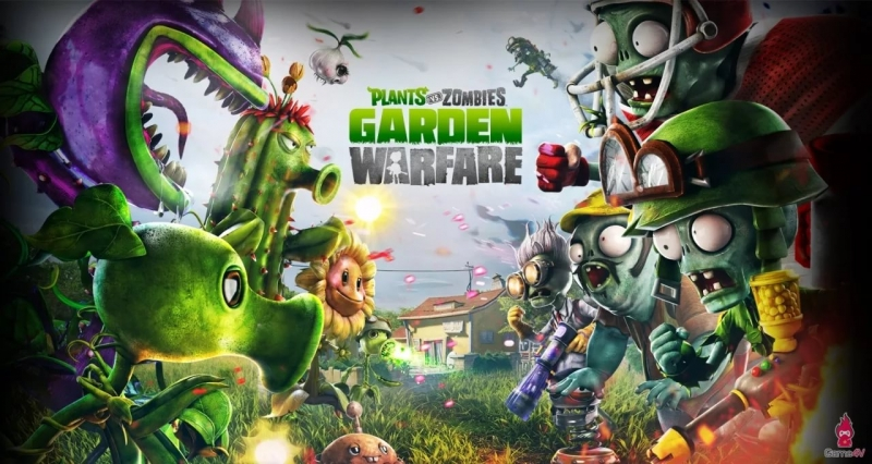Plants Vs Zombie Garden Warfare - Zombies