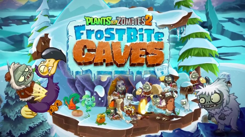 Plants vs. Zombies 2 - Frostbite Caves - Main Theme