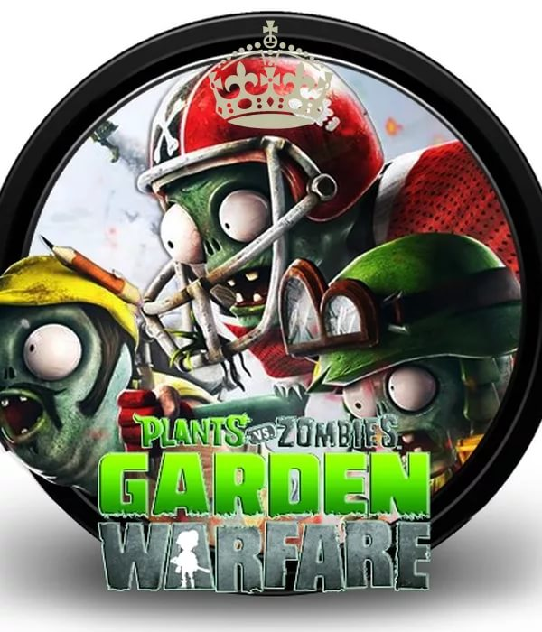 Plants vs Zombies - Garden Warfare main theme