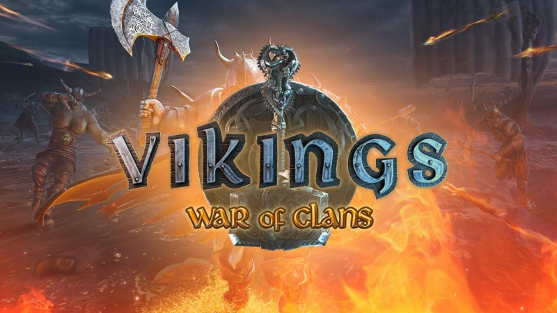 Plarium Games  Vikings War Of Clans - Battle Cry Music from the Official Trailer
