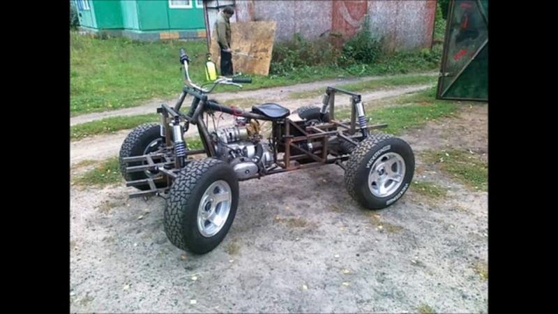 Продам квадроцикл своими руками 18