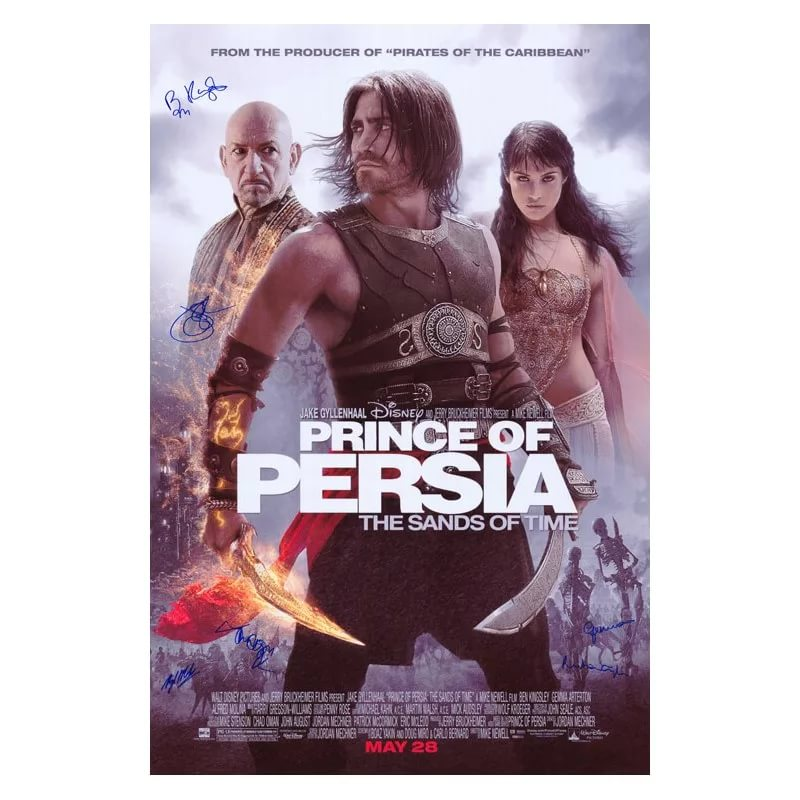 Принц Персии. Пески Времени (Prince Of Persia. The Sands Of Time) - 2010 - Harry Gregson-Williams - Journey Through the Desert