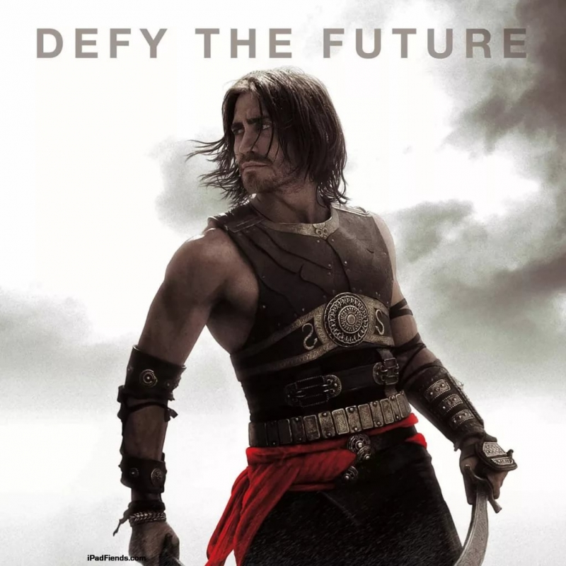 Принц Персии. Пески Времени (Prince Of Persia. The Sands Of Time) - 2010 - Harry Gregson-Williams - Running from Sheikh Amar