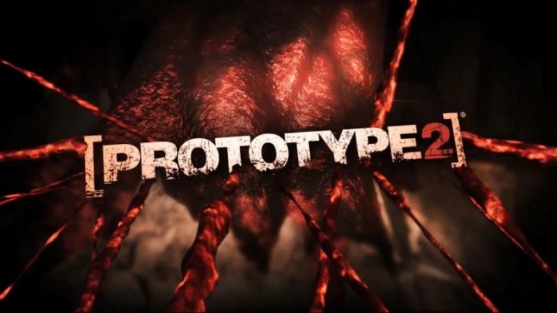Prototype 2 - main menu