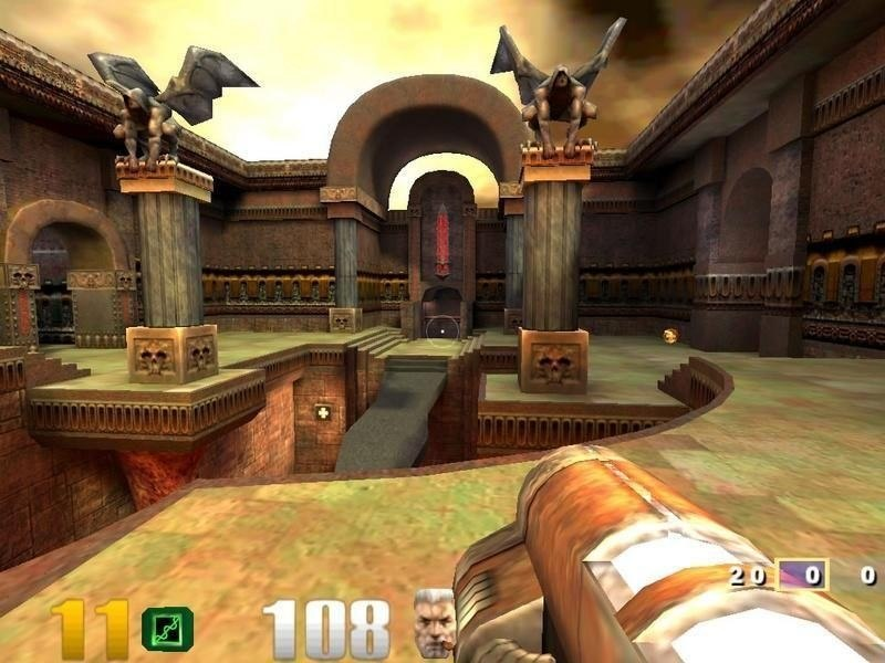 Quake 3 Arena - Team Arena