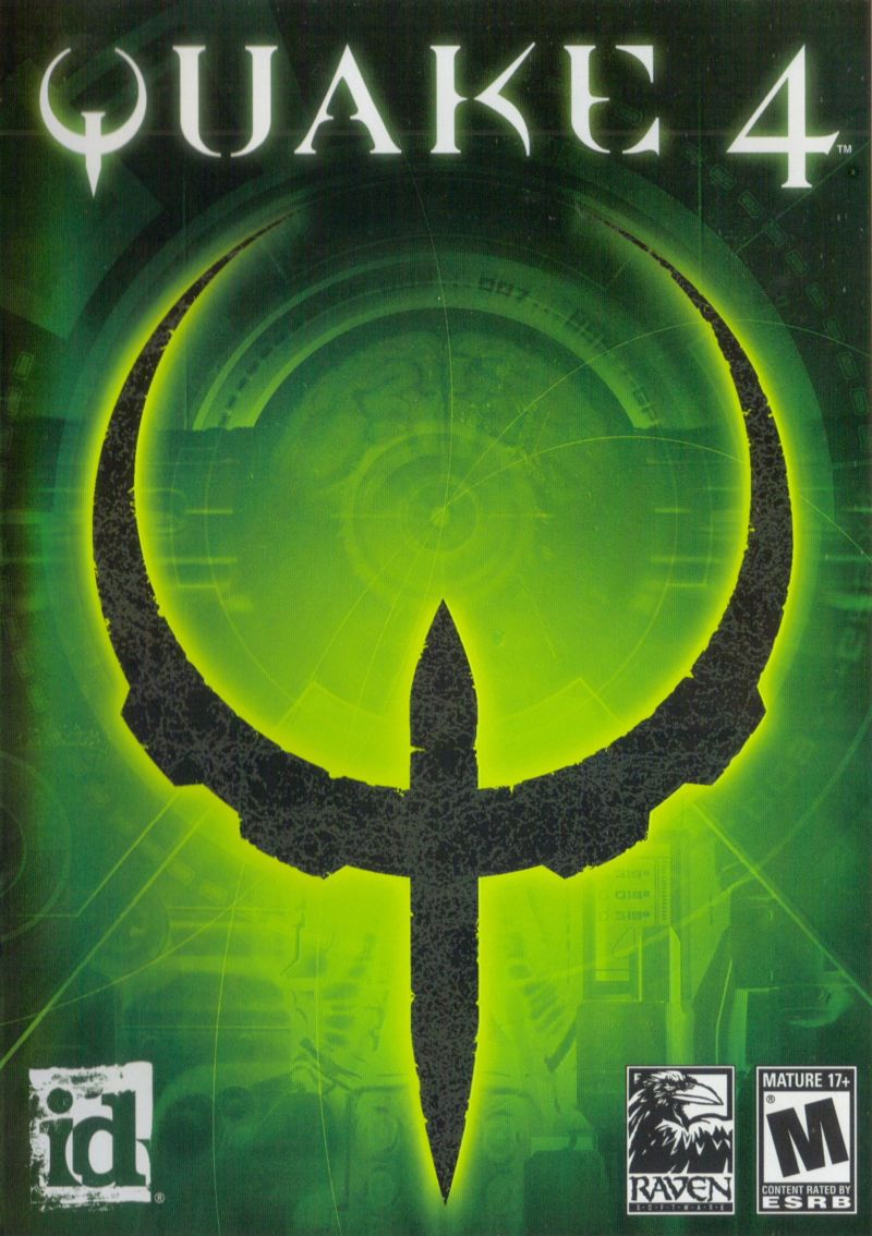 Quake 4 - Main theme