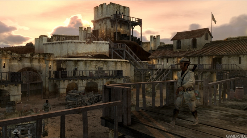 Red Dead Redemption - Estancia