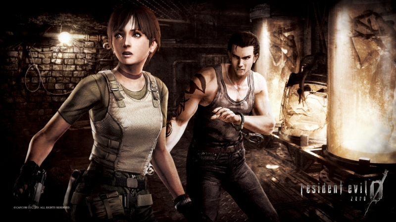 Resident Evil HD Remaster - Sigh of Relief