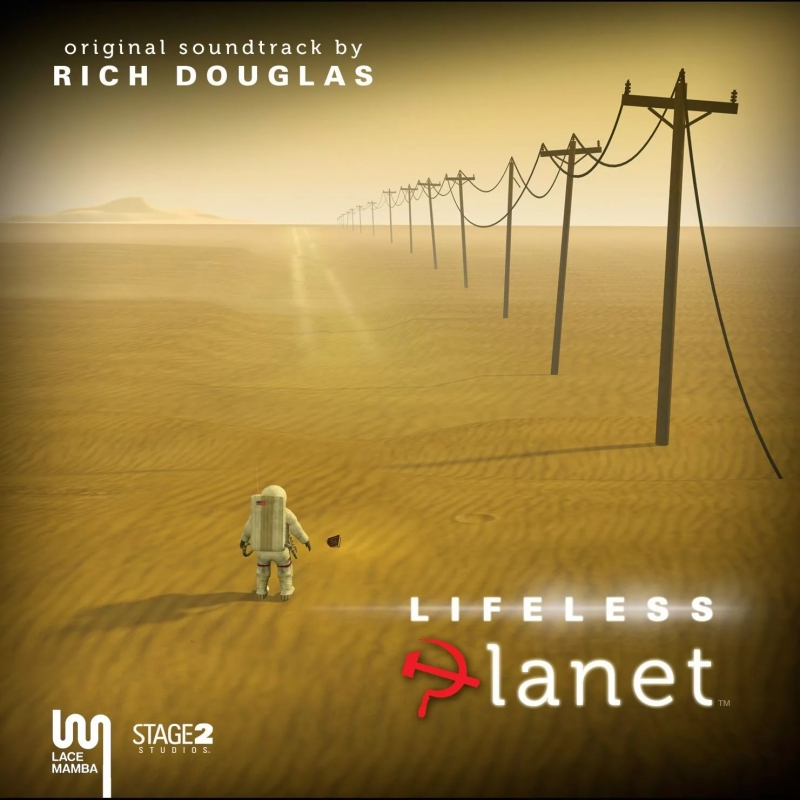 Rich Douglas - One Way Mission unused early score Lifeless Planet OST