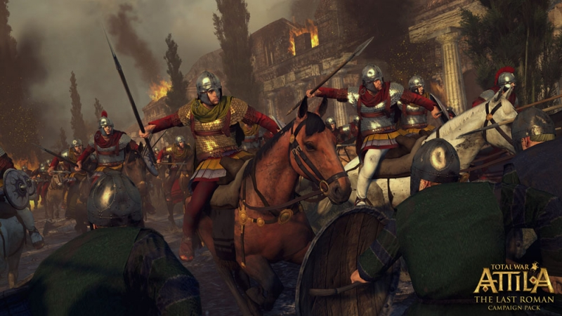 Richard Beddow - The Last Emperor  OST Attila  Total War