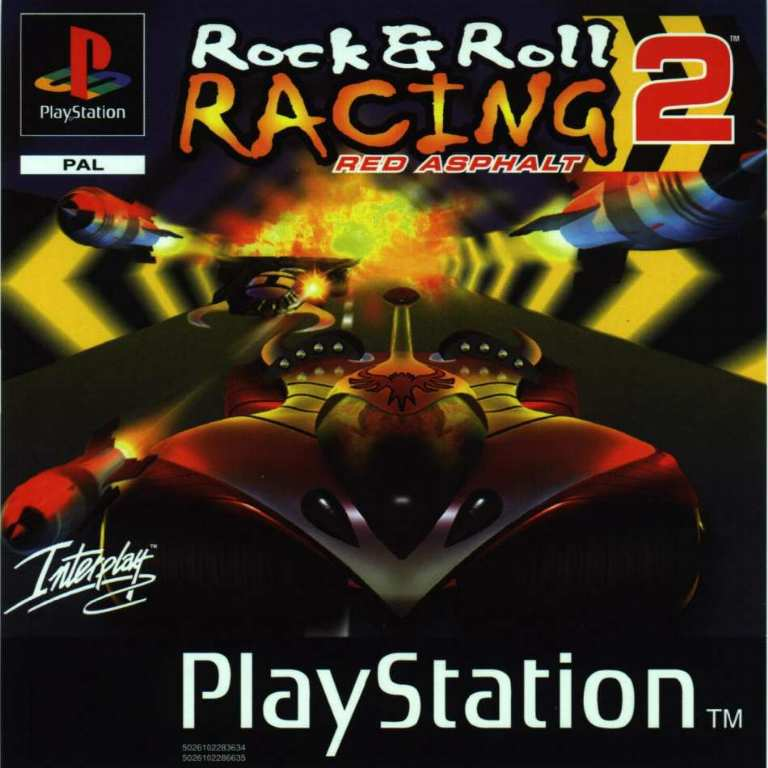 Rick Schaffer - Road Killers Rock \'N Roll Racing 2 Red Asphalt