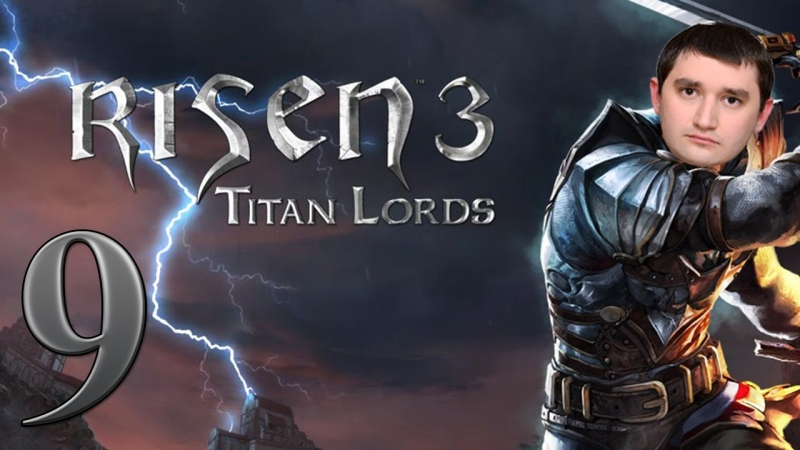 Risen 3 Titan Lords OST - The Lord Of The Dead