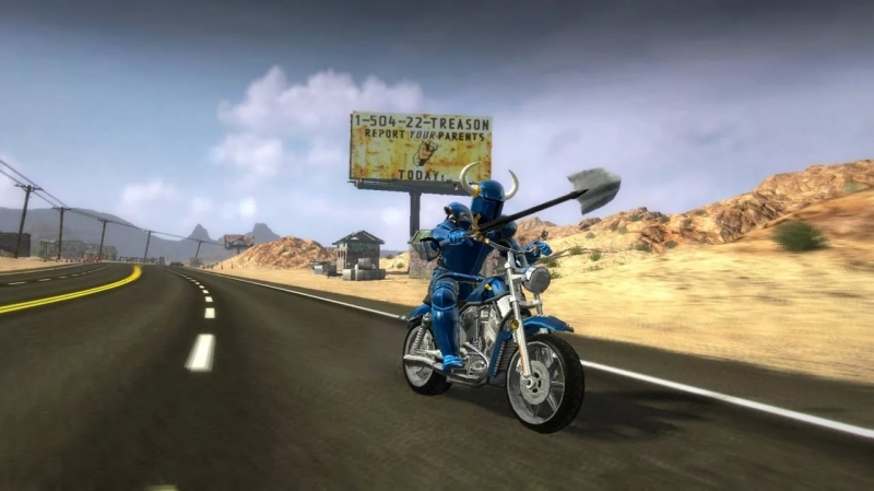 Road Redemption - Down Hill Racer
