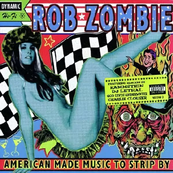 Rob Zombie - Superbeast Girl On A Motorcycle Mix OST Twisted Metal 4