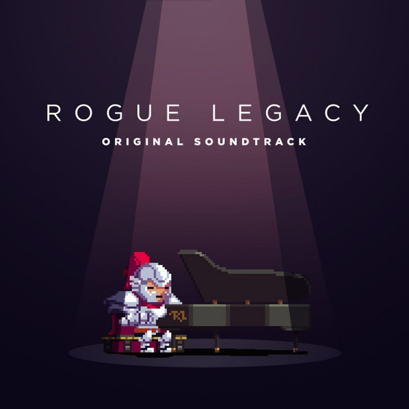 Rogue Legacy OST - Skin off My Teeth The Forgotten Alexander
