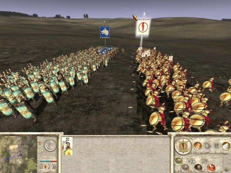 rome vs greece