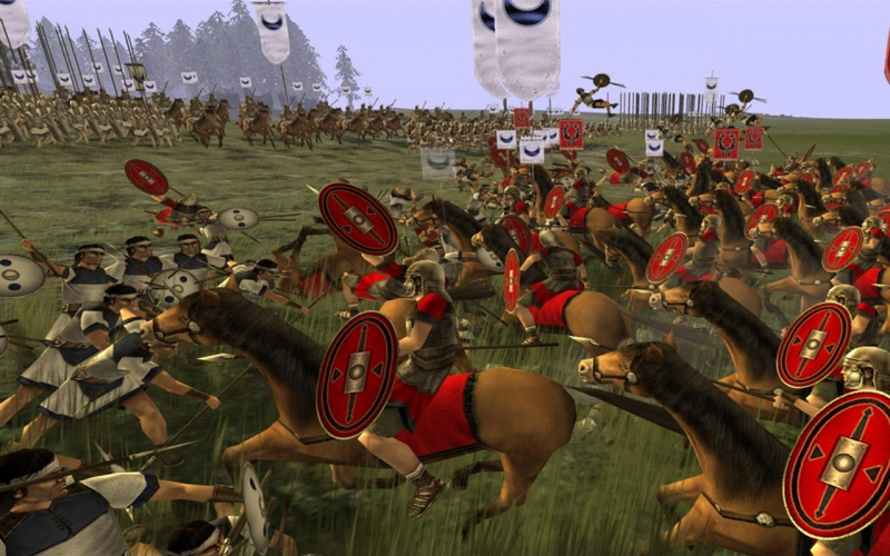 Rome Total War OST - Journey To Rome Part 1