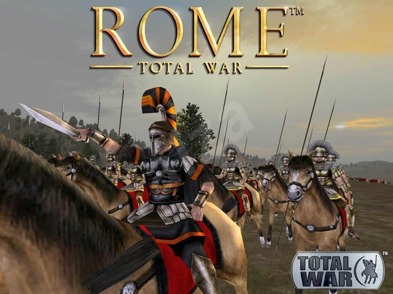 Rome Total War OST - Time To Kill