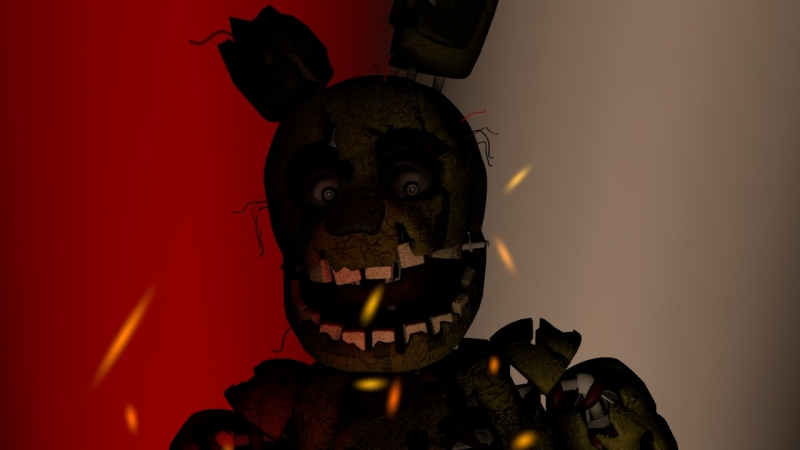 Roomie - Five Nights at Freddy's 3 Song