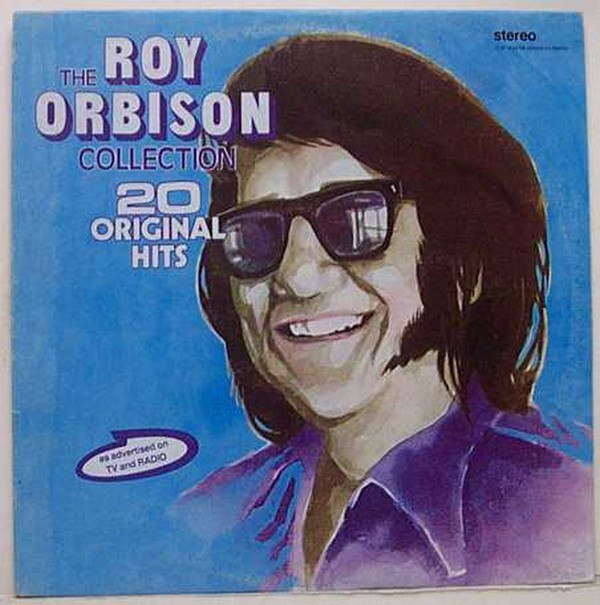 Roy Orbison - A Black And White Night Live - 1