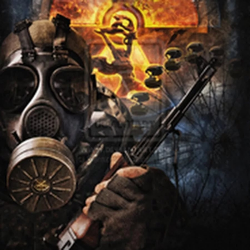 S.T.A.L.K.E.R. Call of Pripyat OST - Main theme