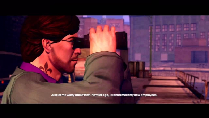 Saint's Row 3 - Mission 3, We're going to need guns