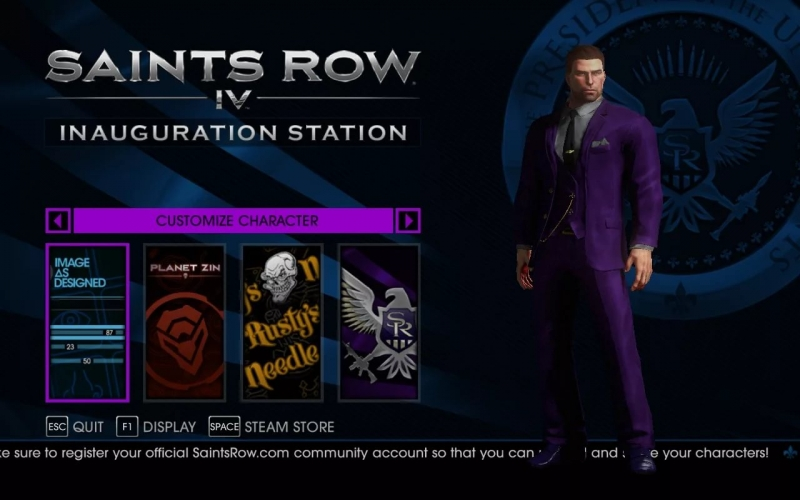 Saints Row 4 - Image As Designed 1