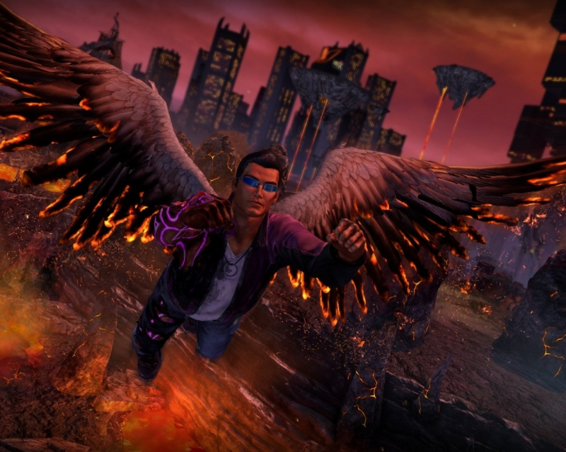 Saints Row Gat out of Hell - 2