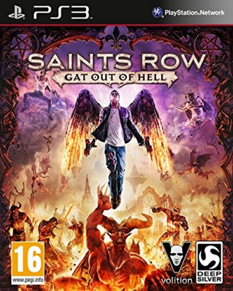 Saints Row Gat out of Hell - 3