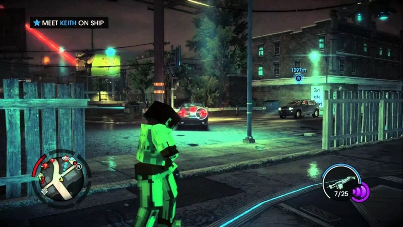 Saints Row IV - Dubstep Gun Additional
