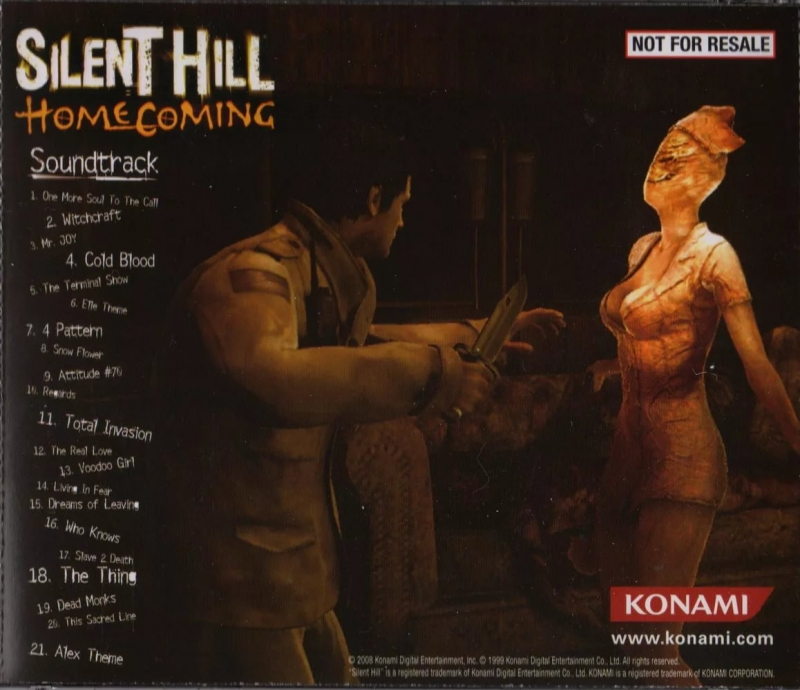 Сайлент Хилл (Silent Hill) -score- - 2006 - End Credits Part 3