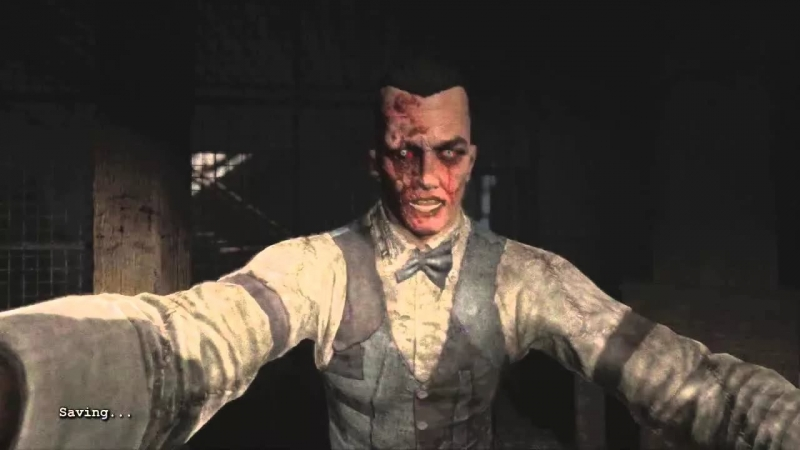 Samuel Laflamme - Cannibal Chase Outlast Whistleblower OST