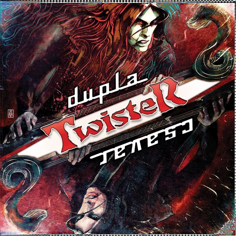 Sandra Geary and Scott Turner - Monumental Disaster (Paris) [Twisted Metal 2]