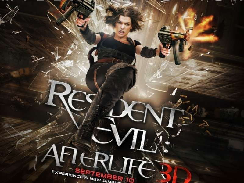 OST Resident Evil 4 Afterlife