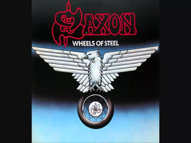Saxon - Wheels Of Steel 1980 Wheels Of Steel [Brutal Legend OST]