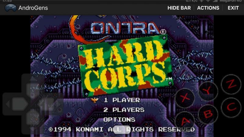Sega Sound Team - Contra Hard Corps Original Game Audio 6