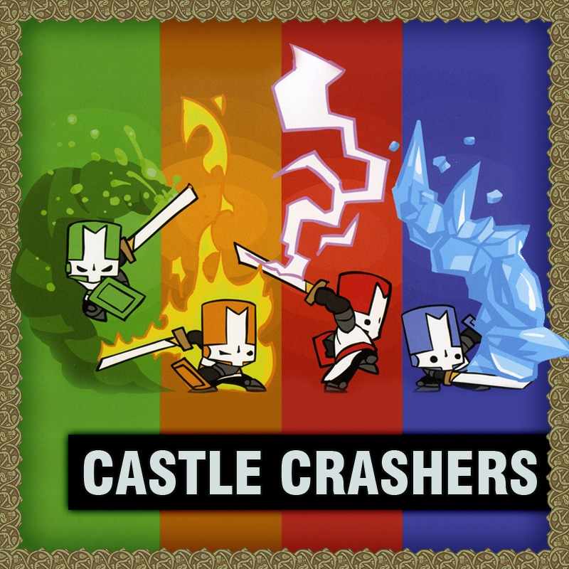 Selcuk Bor - Rage of the Champions Castle Crashers OST
