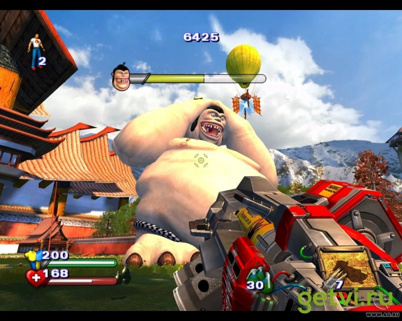 Serious Sam 2 - 7_3_Fight