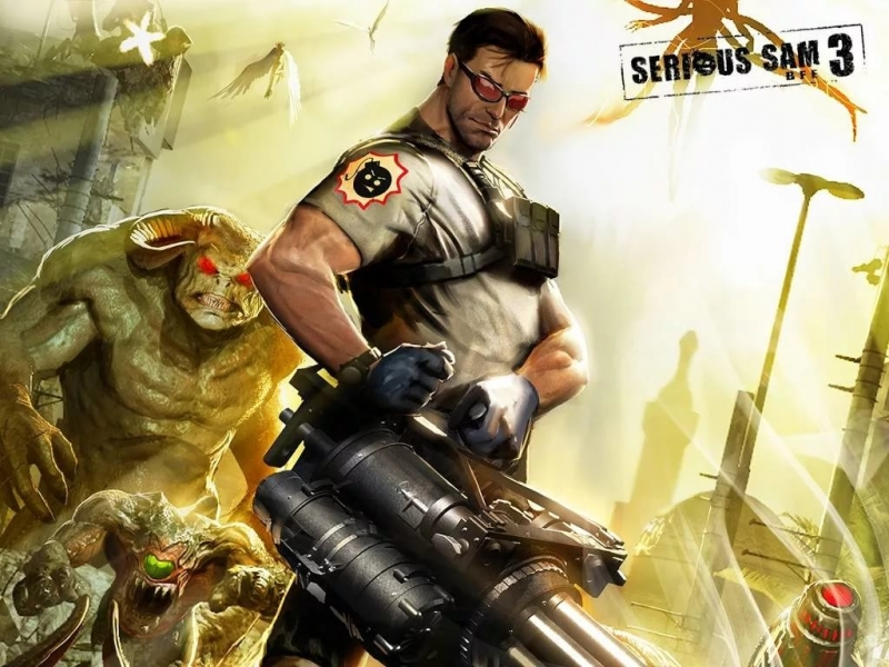 Serious Sam 3 BFE OST - Boss Fight Strings