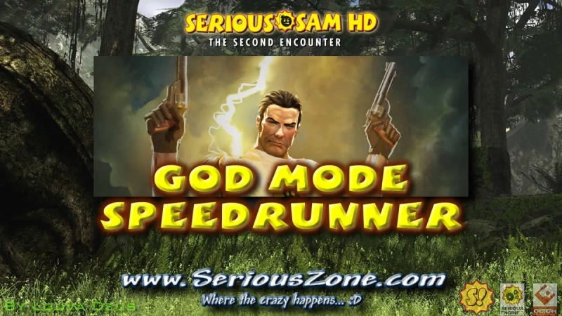 Serious Sam The Second Encounter - Бог Ветра