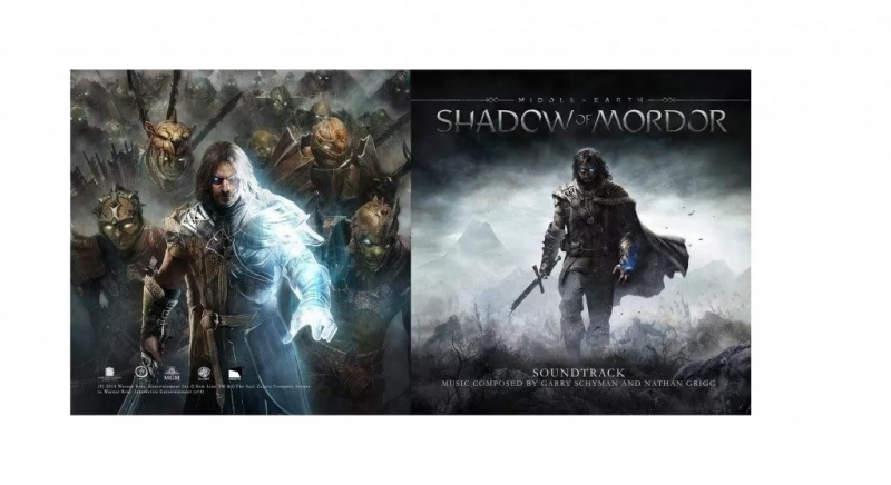 Shadow of Mordor OST - Loreths Song