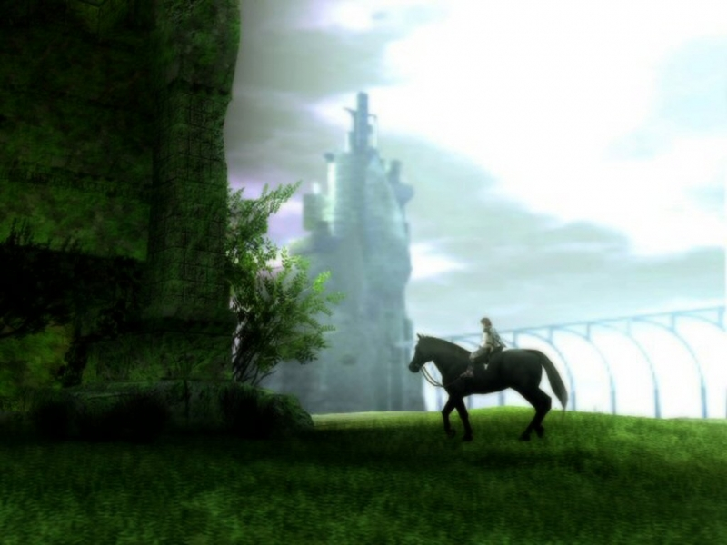 Shadow Of The Colossus - Inborn Infamy