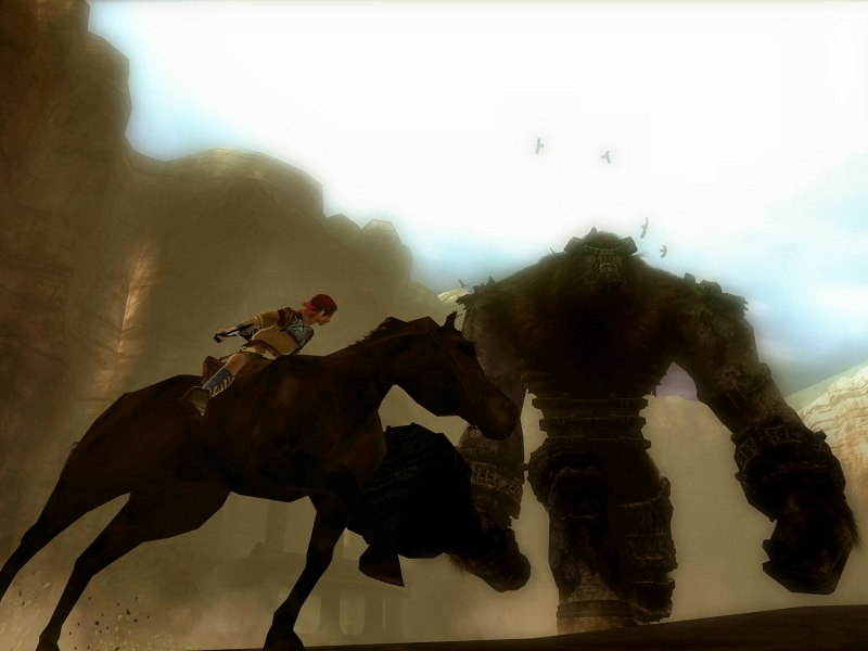 Shadow Of The Colossus - Insurgence