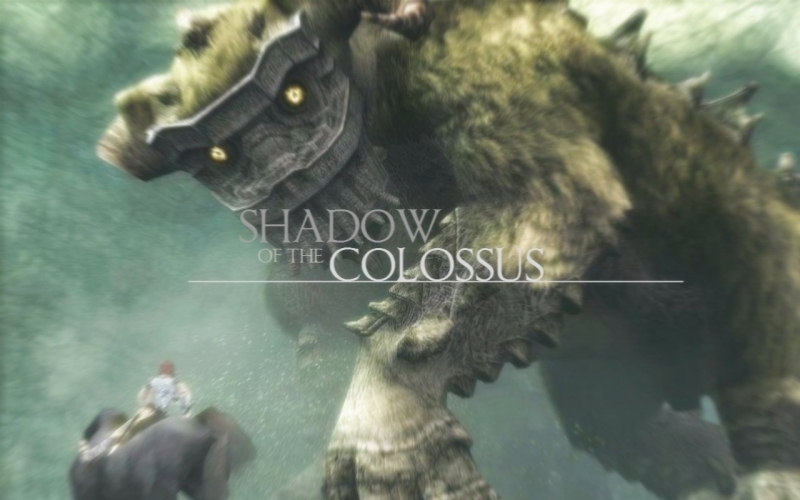 Shadow Of The Colossus - The Dawning of a New Age